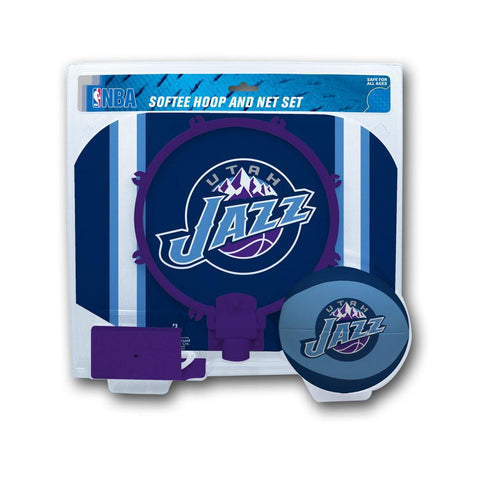 Utah Jazz Slam Hoop - Peazz.com