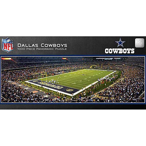 1000 Piece Stadium Puzzle - Dallas Cowboys - Peazz.com