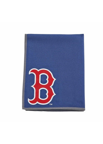 Mission Enduracool Towel - Boston Red Sox - Peazz.com