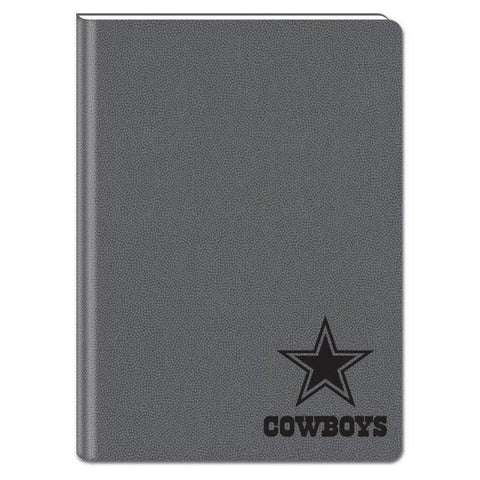 Gray 5X7 Writing Journal - Dallas Cowboys - Peazz.com