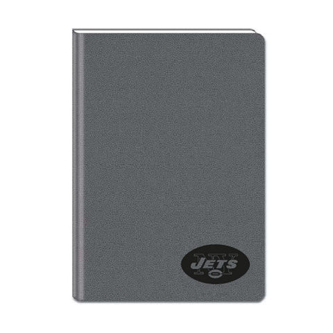 Grey 5X7 Writing Journal - New York Jets - Peazz.com