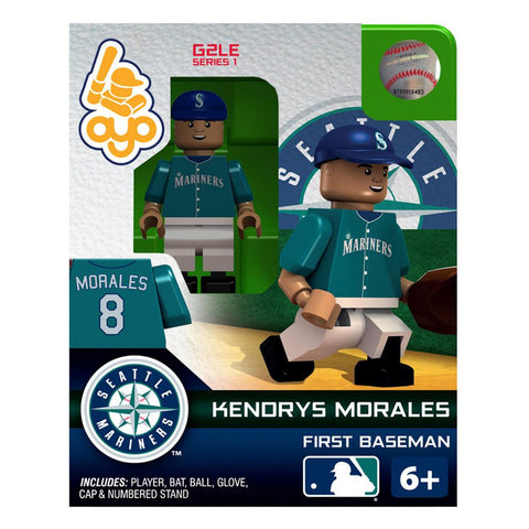 OYO Seattle Mariners - Kendrys Morales Generation 2 - Peazz.com