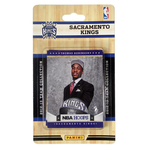 2012 Panini NBA Hoops Team Set - Sacramento Kings - Peazz.com