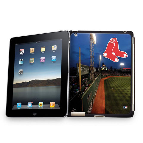 Ipad3 Stadium Collection Baseball Cover - Boston Red Sox Green Monster - Peazz.com
