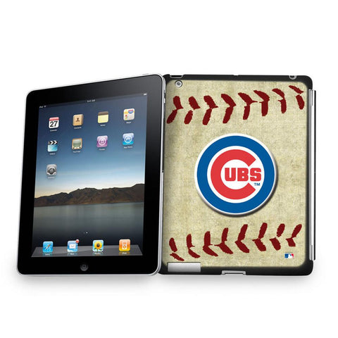 Ipad3 Vintage Baseball Cover - Chicago Cubs - Peazz.com