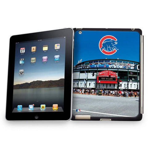 Ipad3 Stadium Collection Baseball Cover - Chicago Cubs - Peazz.com