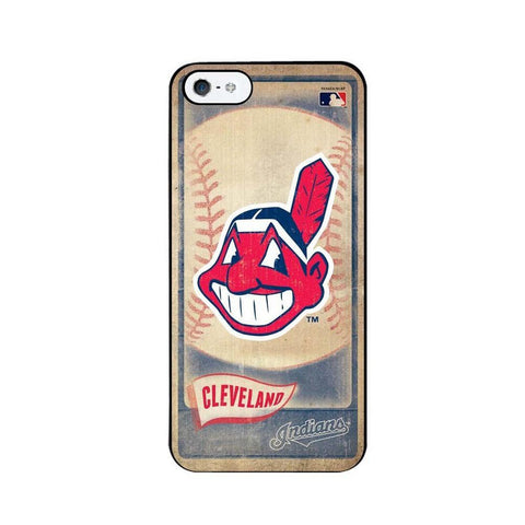 Vintage Iphone 5 Case - Cleveland Indians - Peazz.com