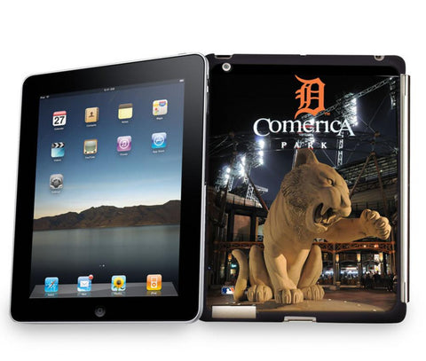 Ipad3 Stadium Collection Baseball Cover - Detroit Tigers - Peazz.com