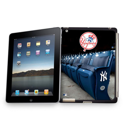 Ipad3 Stadium Collection Baseball Cover - New York Yankees Seats - Peazz.com
