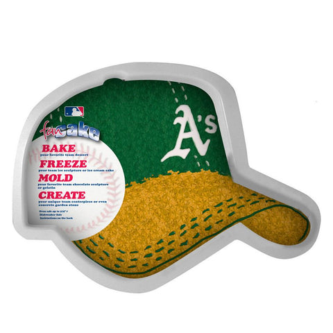 Pangea Fan Cakes - Oakland Athletics - Peazz.com