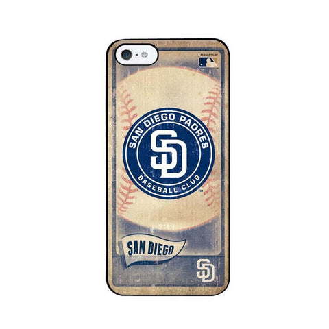 Vintage Iphone 5 Case - San Diego Padres - Peazz.com