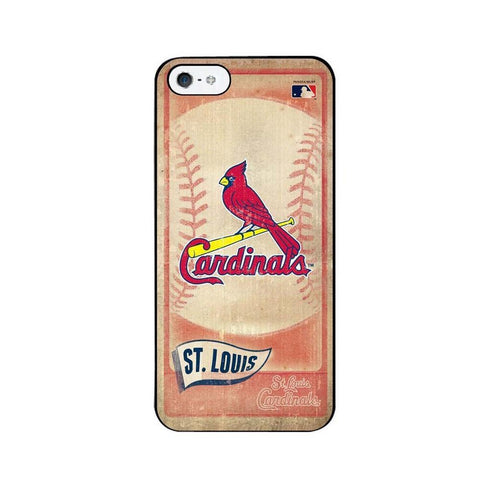 Vintage Iphone 5 Case - Saint Louis Cardinals - Peazz.com