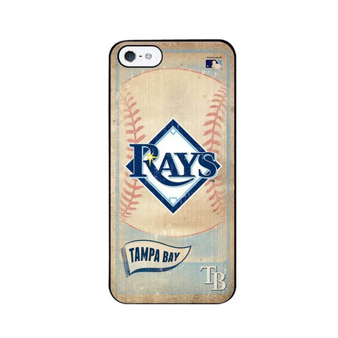 Vintage Iphone 5 Case - Tampa Bay Rays - Peazz.com