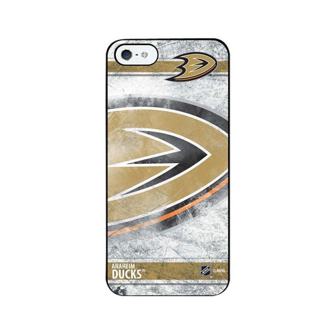 Anaheim Ducks Ice Iphone 5 Case - Peazz.com