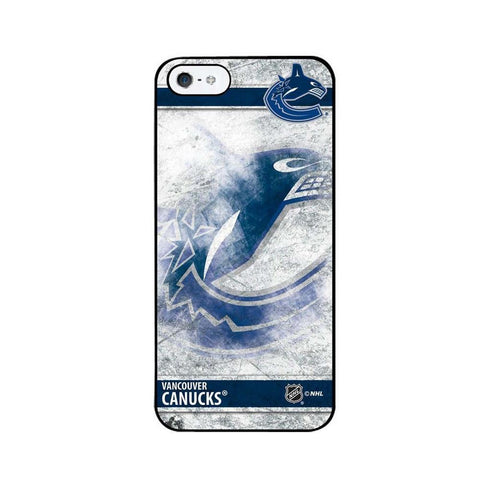 Vancouver Canucks Ice Iphone 5 Case - Peazz.com