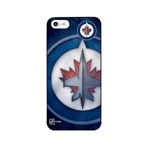 Winnipeg Jets Oversized  Iphone 5 Case - Peazz.com