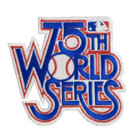 MLB World Series Patch - 1978 Yankees - Peazz.com