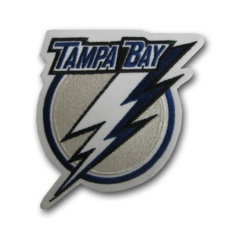 NHL Logo Patch - Tampa Bay Lightning - Peazz.com