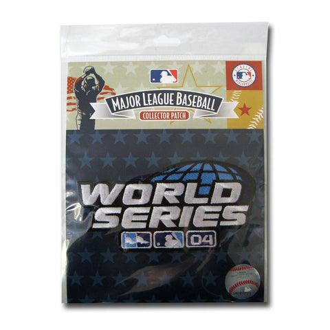 MLB World Series Patch - 2004 World Series Logo - Peazz.com