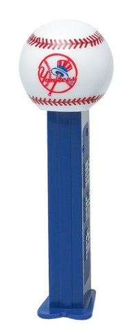 12-Packs of MLB Pez Candy Dispenser - Yankees - Peazz.com