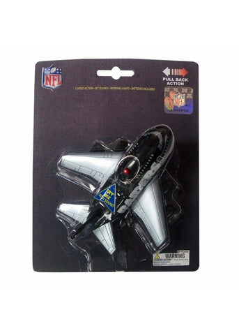 2012 NFL Pull Back Plane Die Cast - Oakland Raiders - Peazz.com