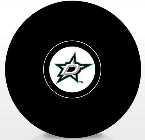Team Logo Hockey Puck - Vancouver Canucks - Peazz.com