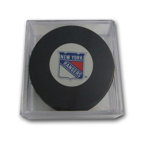 Hockey Puck - New York Rangers - Peazz.com