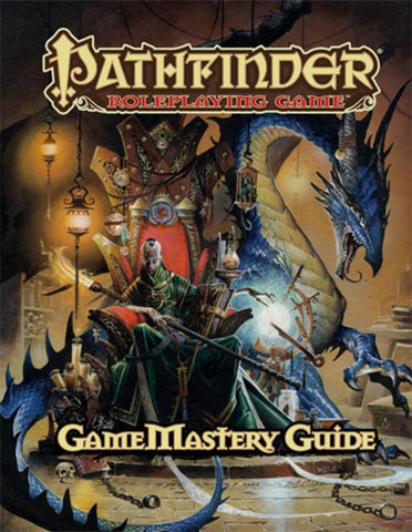 Pathfinder Roleplaying Game: Gamemastry Guide - Peazz.com