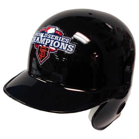2012 World Series Champ Mini Replica Helmet San Francisco Giants - Peazz.com