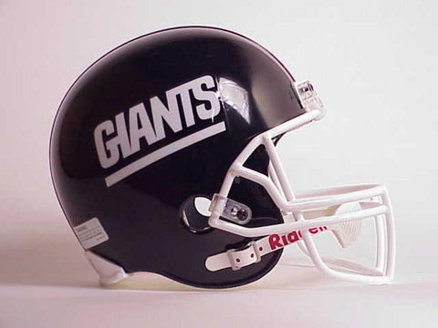 NFL Full Size Deluxe Replica Helmet - Giants - Peazz.com