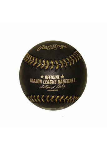 Rawlings Black Baseballl - Peazz.com