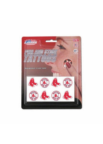 Rico MLB Tattoo Pack - Boston Red Sox - Peazz.com