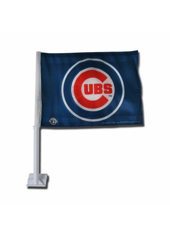 Car Flag By Rico - MLB - Chicago Cubs - Peazz.com