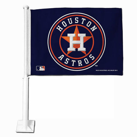 Car Flag By Rico - MLB - Houston Astros - Peazz.com