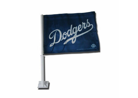 Car Flag By Rico - MLB - Los Angeles Dodgers - Peazz.com