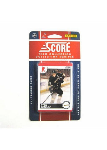 2010/11 Score NHL Anaheim Ducks Set - Peazz.com