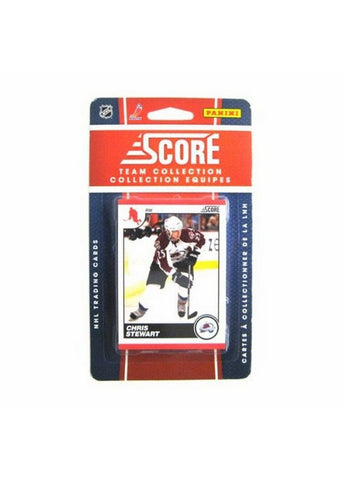 2010/11 Score NHL Colorado Avalanche Set - Peazz.com
