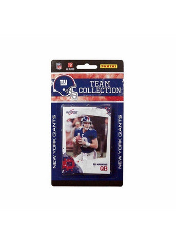 2010 Score NFL Team Set - New York Giants - Peazz.com
