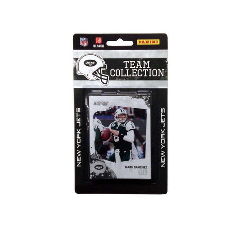 2010 Score NFL Team Set - New York Jets - Peazz.com
