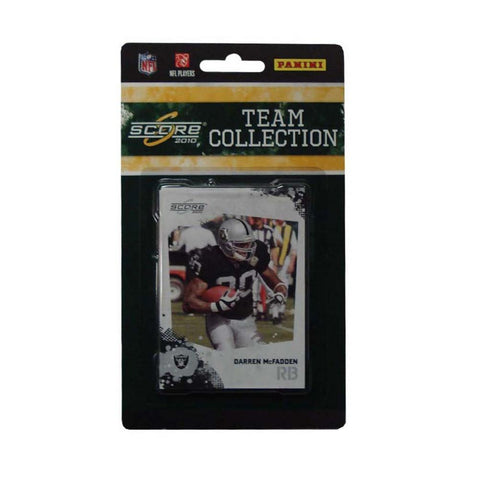 2010 Score NFL Team Set - Oakland Raiders - Peazz.com