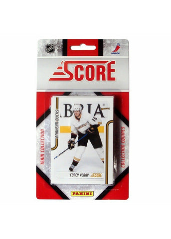 2011/12 Score NHL Team Set - Anaheim Ducks - Peazz.com