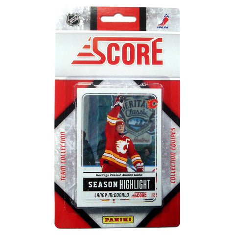 2011/12 Score NHL Team Set - Calgary Flames - Peazz.com