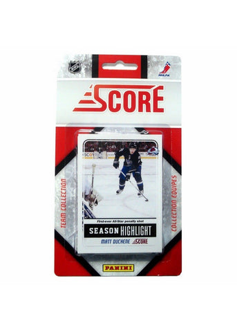 2011/12 Score NHL Team Set - Colorado Avalanche - Peazz.com