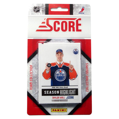 2011/12 Score NHL Team Set - Edmonton Oilers - Peazz.com