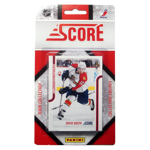 2011/12 Score NHL Team Set - Florida Panthers - Peazz.com