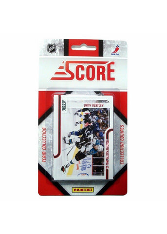 2011/12 Score NHL Team Set - Minnesota Wild - Peazz.com
