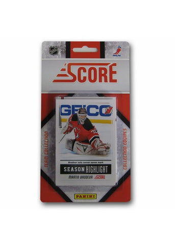 2011/12 Score NHL Team Set - New Jersey Devils - Peazz.com