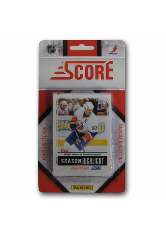 2011/12 Score NHL Team Set - New York Islanders - Peazz.com