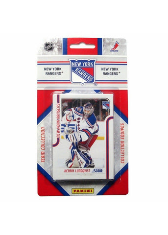 2011/12 Score NHL Team Set - New York Rangers - Peazz.com