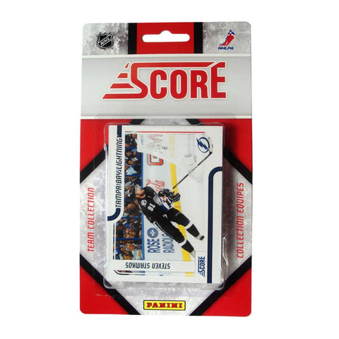 2011/12 Score NHL Team Set - Tampa Bay Lightning - Peazz.com